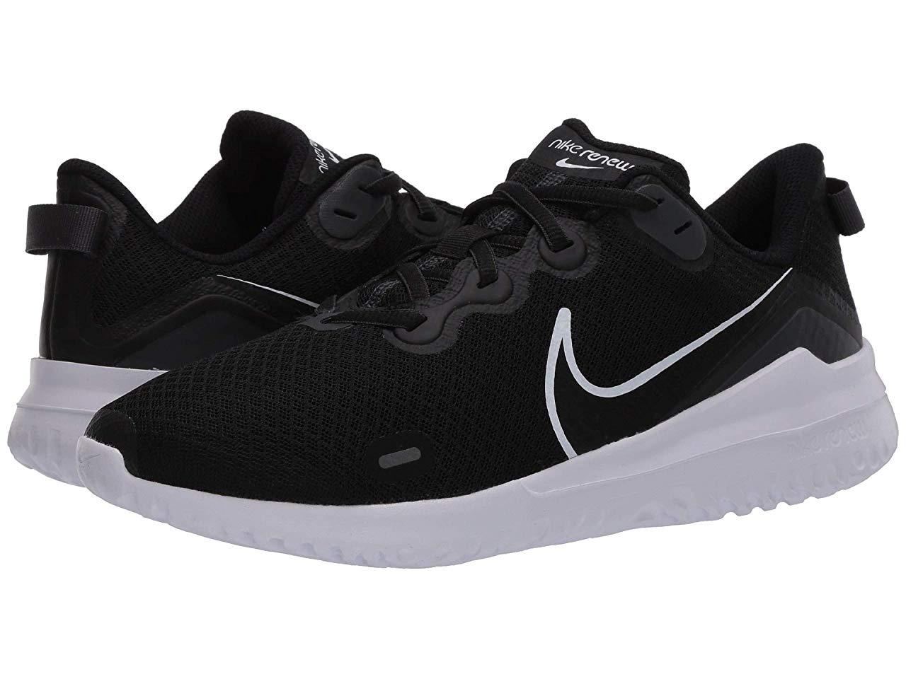 Кроссовки/Кеды Nike Renew Ride Black/White/Dark Smoke Grey