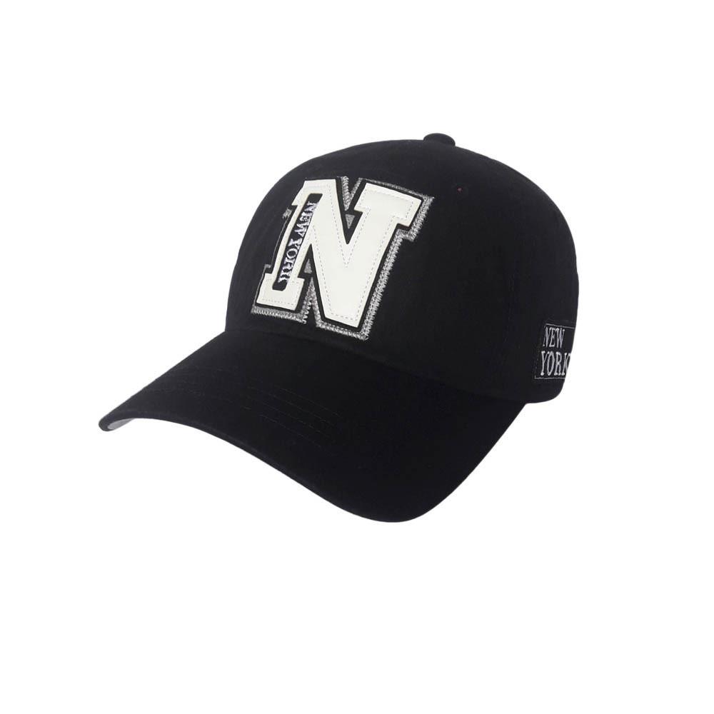 New York Чоловіча кепка, чорний