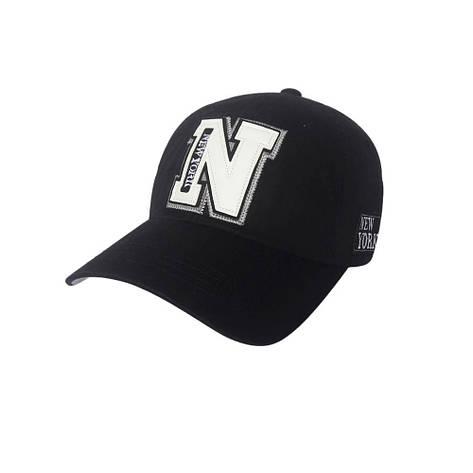 New York Чоловіча кепка, чорний, фото 2