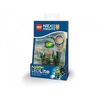 LEGO® Nexo Knights Брелок-фонарик LEGO Нексо Найтс Аарон LGL-KE98 LGL-KE98 ТМ: LEGO