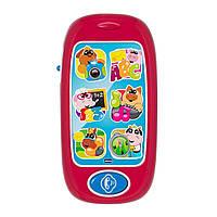 Игрушка интерактивная Chicco Animal Smartphone 07853.00.18 ТМ: Chicco