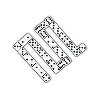 Классические игры Merchant Ambassador Домино ST005 ТМ: Merchant Ambassador
