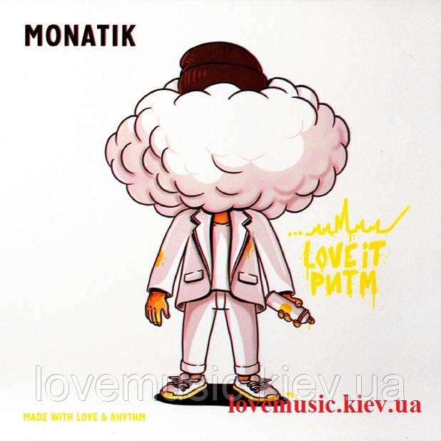 Вінілова платівка МОНАТИК Love It ритм (2019) Vinyl (LP Record)