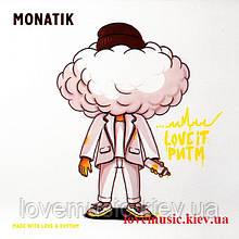 Вінілова платівка МОНАТІК Love It ритм (2019) Vinyl (LP Record)