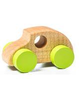 Игрушка деревянная Мини-машинка Cubika 1 13210