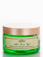 Алоэ-вера гель для лица и тела с витаминами А+Е, 250 мл «Aroma Dead Sea»  Израиль