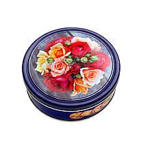 Печенье сдобное розовое Gunz ж/б 454 г Германия