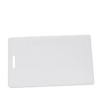 Карточка доступа RFID 125КГц, перезаписываемая, толстая