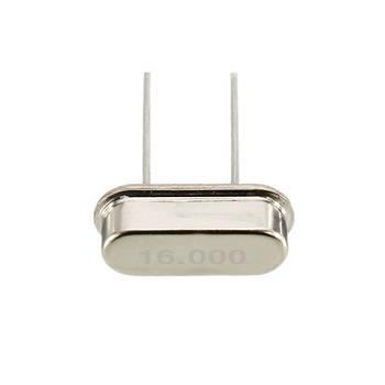 Кварцевый резонатор генератор HC-49S 16 МГц