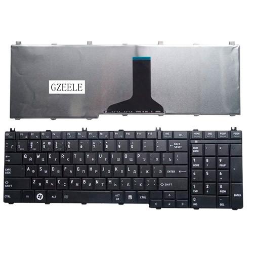 Клавіатура для ноутбука Toshiba Satellite C650 C655 C660 L655 L670 L755