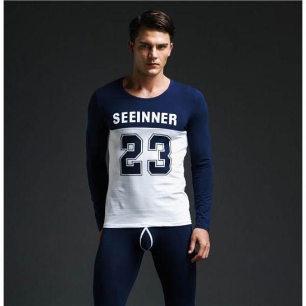 Модная домашняя одежда Seeinner