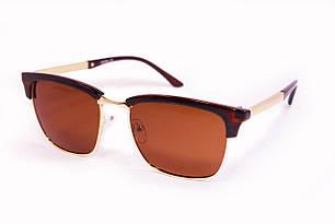 Солнцезащитные очки поляризационные Коричневые (P8902-1)