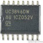 Микросхема UC3846DWTR UC3846DW UC3846 SOP-16