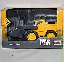 Погрузчик «Volvo» в коробке 2419 / 4190 / Тигрес