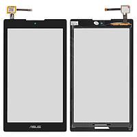 Сенсорный экран (touchscreen, тачскрин) для Asus ZenPad C 7.0 Z170MG 3G, черный, mediatek, оригинал