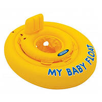 Intex 56585, надувной плотик Мой поплавок