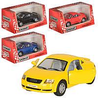 "Машина металл. ""Kinsmart"" Audi TT Coupe, KT-5016-W"