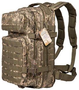 Тактический военный рюкзак Hinterhölt Jäger 35 л Хаки (SUN0089)