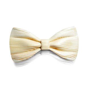 Деревянная бабочка HatynkaUA 3D Белая (SUN0043)