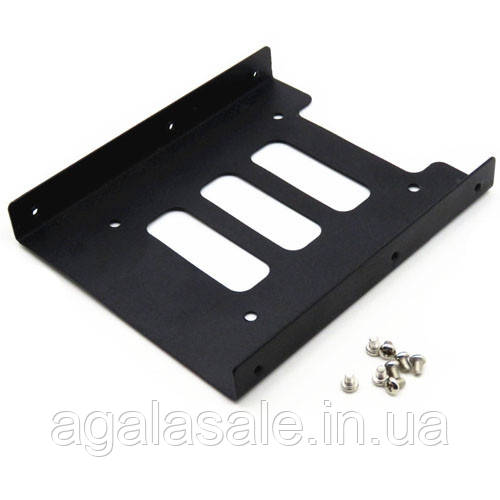 Переходник для SSD, НDD 2.5 на 3.5, металл