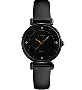 Женские часы Skmei 1358 Черные