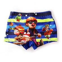 Детские плавки шорты Cartoons- №2067