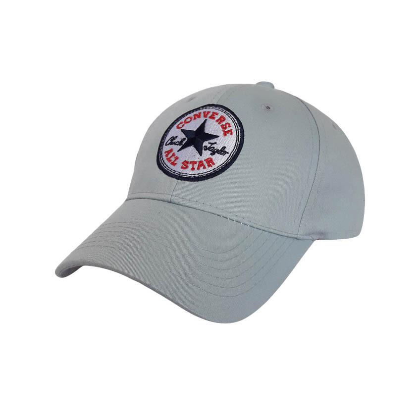 Мужская кепка Converse All Star, серый