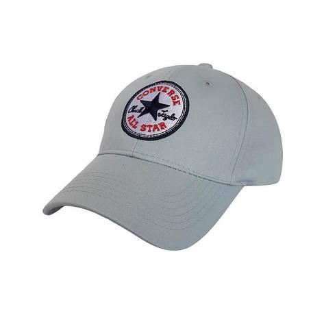 Чоловіча кепка Converse All Star, сірий, фото 2