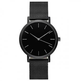 Женские часы Geneva 001395 Черные