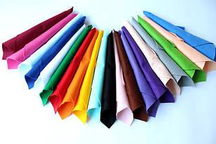 Набор корейского мягкого фетра Pugovichok Основной 20 цветов (hub_DosW62165)