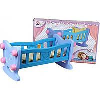 Колыбель для кукол (4) №4197 / Технокомп /