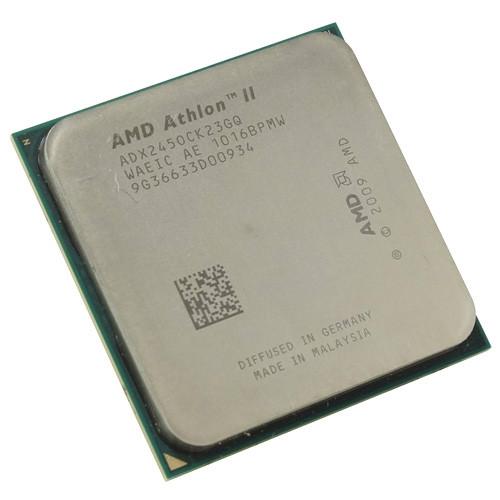 Процесор AMD Athlon II X2 245, 2 ядра 2.9 ГГц, AM3