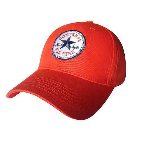 Спортивные бейсболки Converse All Star, красный, фото 2