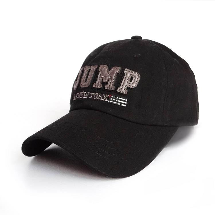 Мужская кепка Jump, черный