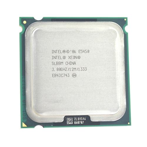 Процессор Intel Xeon E5450, 4 ядра, 3ГГц, LGA 771 + адаптер на LGA 775