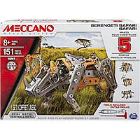 Конструктор Меккано Сафари, в коробке 5,91х7,87х1,97см 6026716