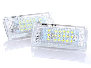 Светодиодная подсветка номерного знака 2 шт. (6845871408)