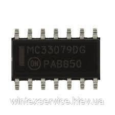 Микросхема MC33079DG so14