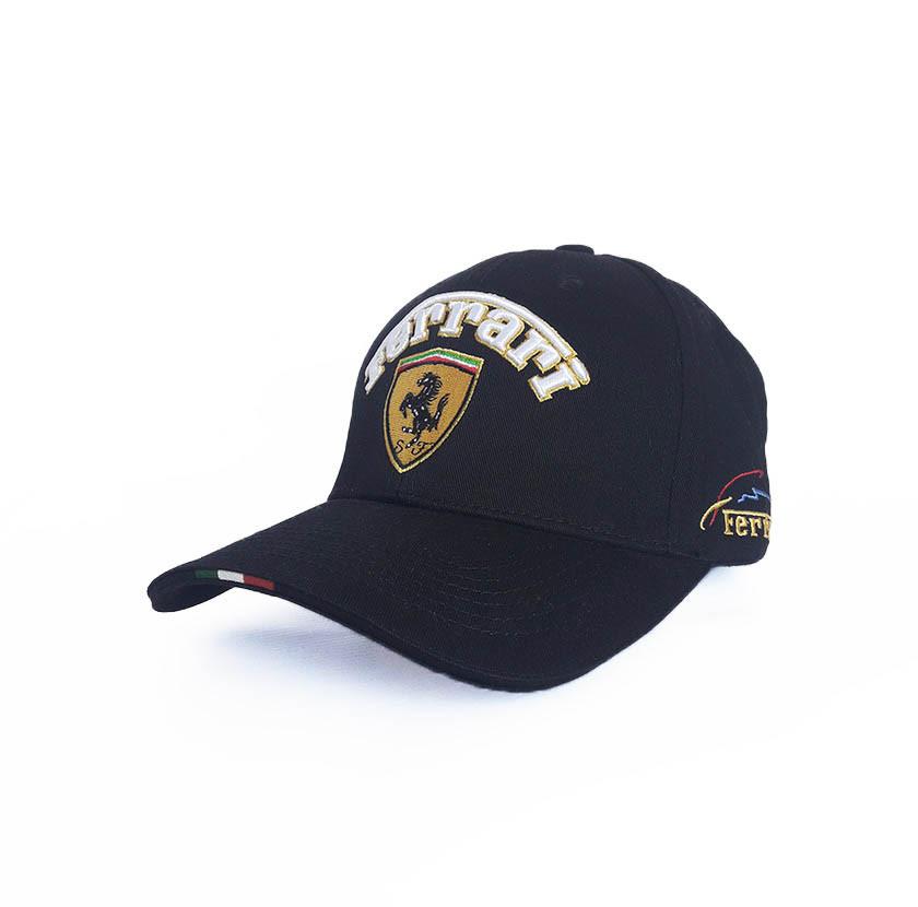 Феррари Мужская кепка, черный