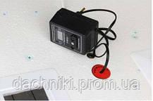 Брудер-інкубатор 2в1 «Курочка Ряба» автоматичний цифровий на 130 яєць ТЕН в корпусі брудера, фото 2
