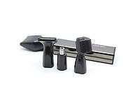 Чоловічий тример, багатофункціональна бритва Gemei GM-3116 4 в 1 для бороди носа скронь і вух