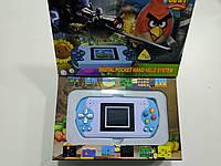 Карманная электронная игра GAME 8430, детская приставка карманная, электронные игры для детей, фото 1