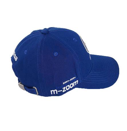 Мазда Чоловіча кепка, синій, фото 2