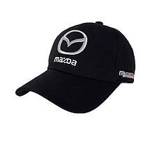 Чоловіча кепка Мазда, чорний