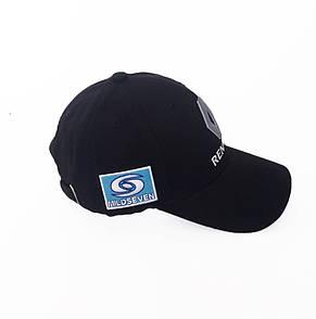 Рено кепка, черный, фото 2