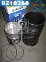 ⭐⭐⭐⭐⭐ Гильзо-комплект ЯМЗ 236 (ГП+уплотнитель ) (группа А) (МОТОРДЕТАЛЬ)  236-1004008-Б