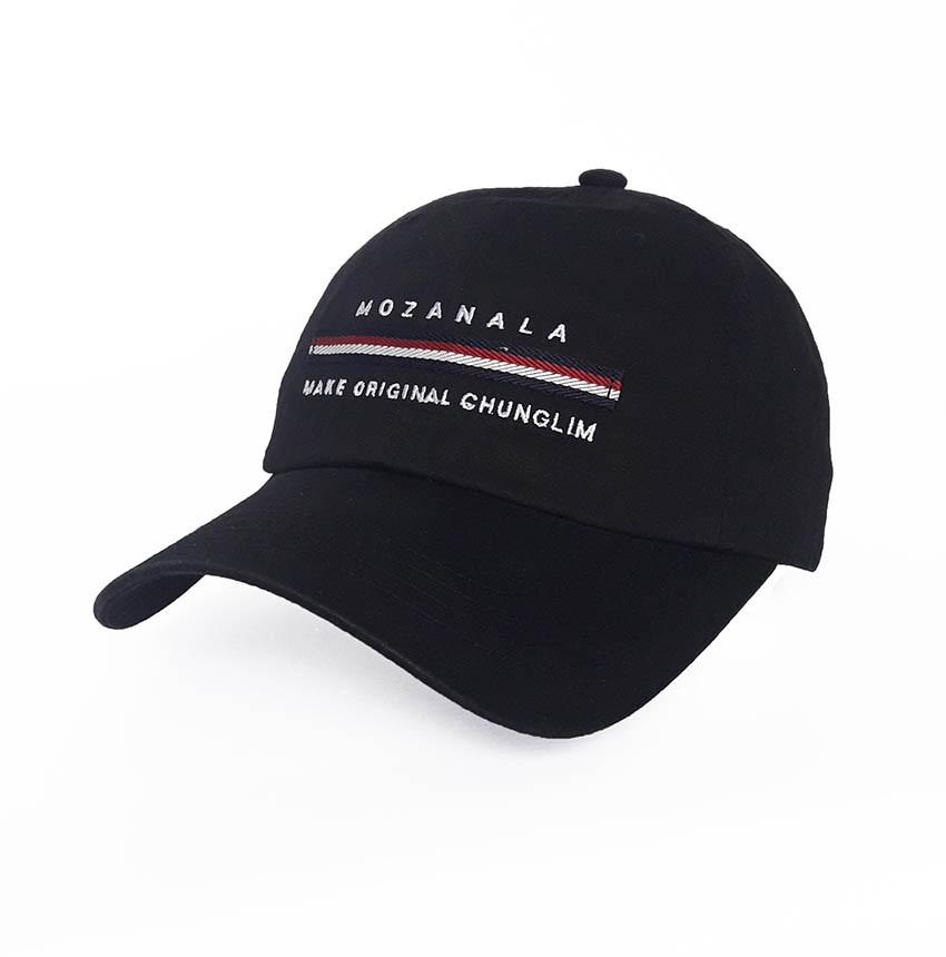 Мужская кепка Mozanala, черный