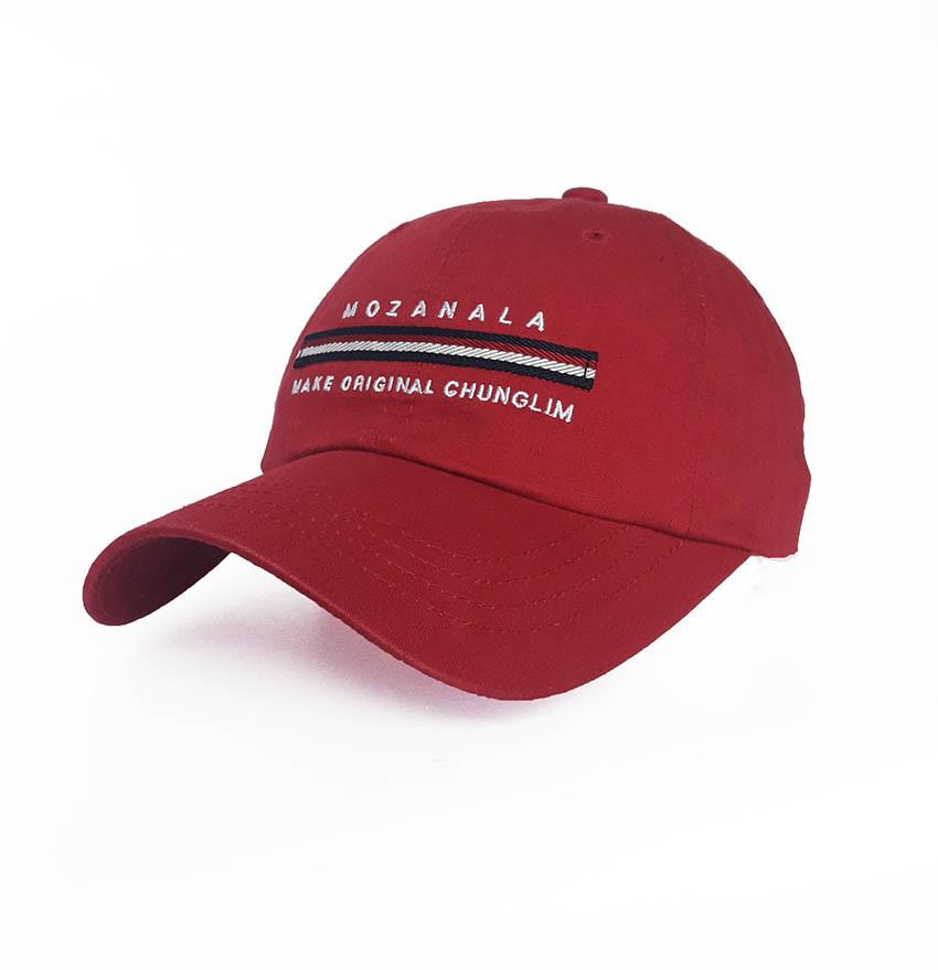 Мужская кепка Mozanala, красный