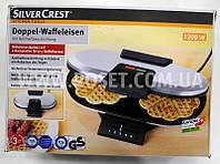 Вафельница электрическая - Silver Crest Doppel-Waffeleisen KH 1181 1200 W (Германия)