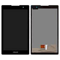 Дисплейный модуль (дисплей и сенсор) для Asus ZenPad C 7.0 Z170C Wi-Fi, ZenPad C 7.0 Z170CG 3G, черный, intel